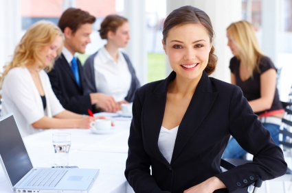 Being part of a white collar environment