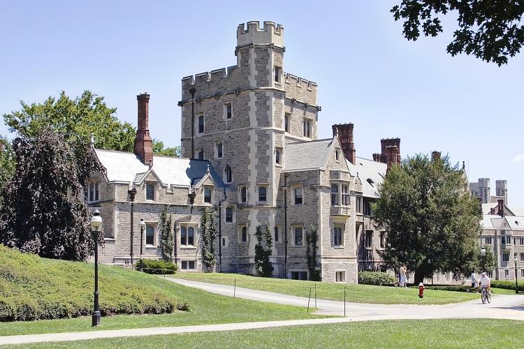 Princeton---University---Blair-Hall---Rear-View---(Gentry)